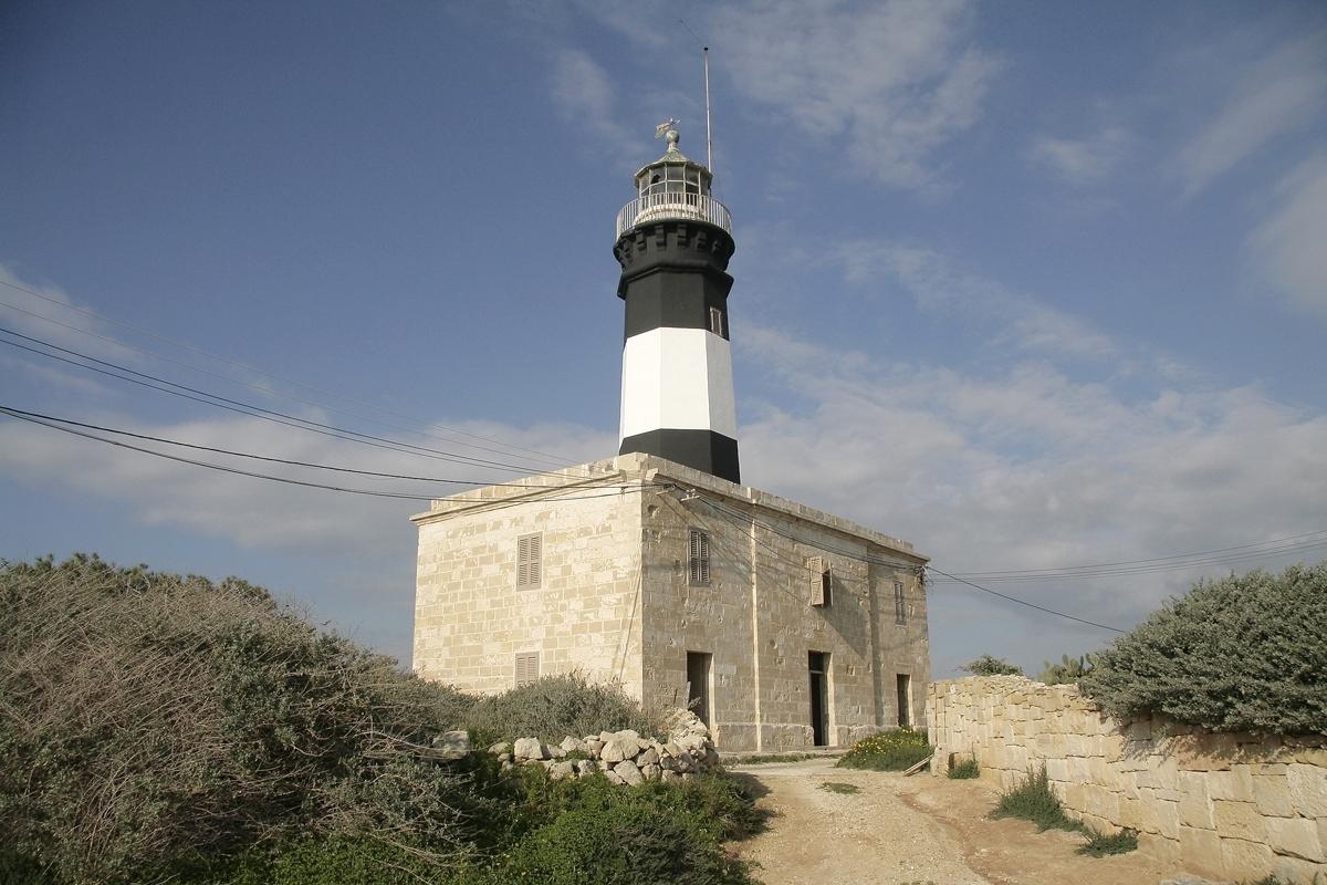 Delimara Lighthouse Delimara Din L Art Ħelwa National