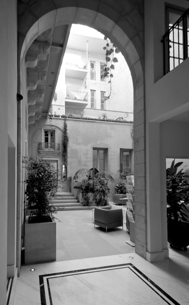 THE GANADO OFFICES, VALLETTA