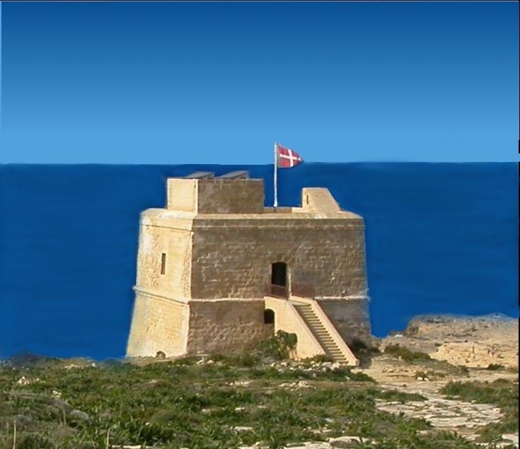 DWEJRA TOWER METEOR SHOWER OBSERVATION NIGHT @ dwejra tower | San Lawrenz | Malta