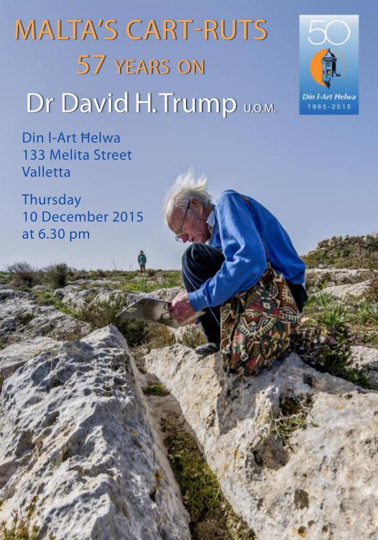 Dr Trump's 57 ruts poster DLH