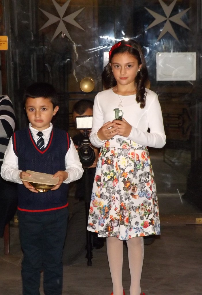 Robert and Eliza Farrugia Randon
