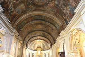 Simone Mizzi talks on the Historic and Artistic importance of Our Lady of Victory Church and its Restoration – Venue - Our Lady of Victory Church, Valletta