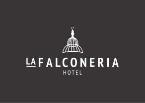 La Falconeria Logo - 25.