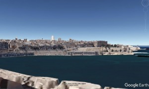 Townssquare from St Angelo Google renderation